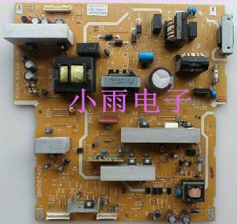 Sharp LCD-32BK732 télévision à affichage à cristaux liquides de commande de suralimentation de rétroéclairage de transformateur haute tension d'alimentation de la carte de commande principale CY