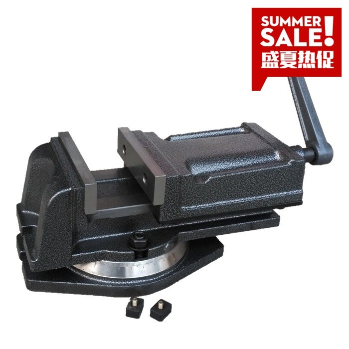 Drilling and milling machine CNC engraving machine vise 3 inch 8 inch 16 inch precision machine vise vise vise drill