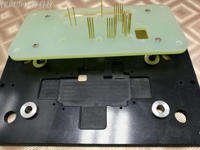Plate test fixture, test fixture, mobile phone motherboard test, PCB test, test fixture frame!