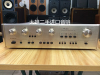 The second-hand Japanese original ACCUPHASE/ E-204 pure voice amplifier power amplifier used have a fever