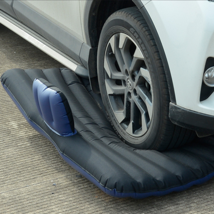 Car air cushion bed camping sleeping bag cushion vehicle household inflatable bed back-up self driving cars and SUV