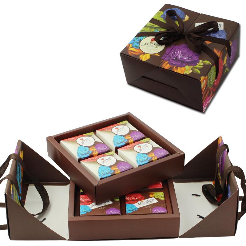- přenosný koláčky s cho ode 物语 8 tobolek balení krabici na podzimní led si koláčky žvanílku 75g100g kůže