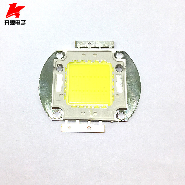 Open source open source 20W high power led lamp bead crystal element, Puri 45mil chip