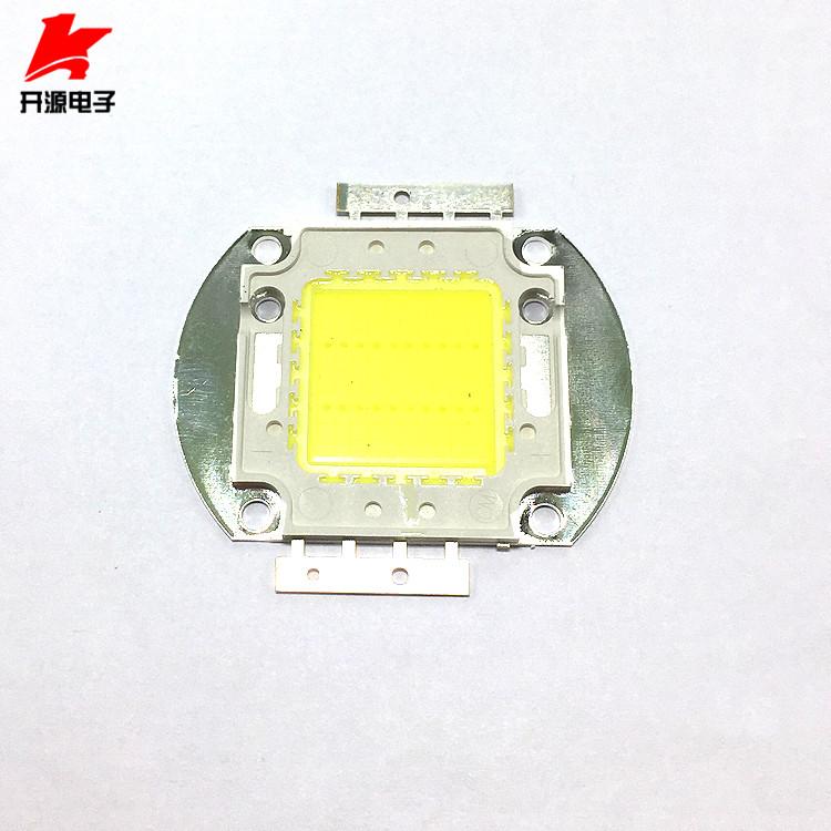 Отворен източник с отворен код 20W с висока мощност LED лампа кристален елемент, Puri 45mil чип