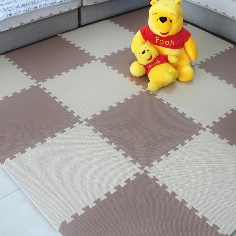 Stitching foam pad farash large tatami mat bedroom home children crawling pad thickening puzzle