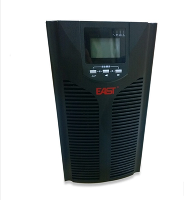 Connect the battery EAST EA9015H three single EAST 15KVA12KWUPS uninterruptible power supply outside