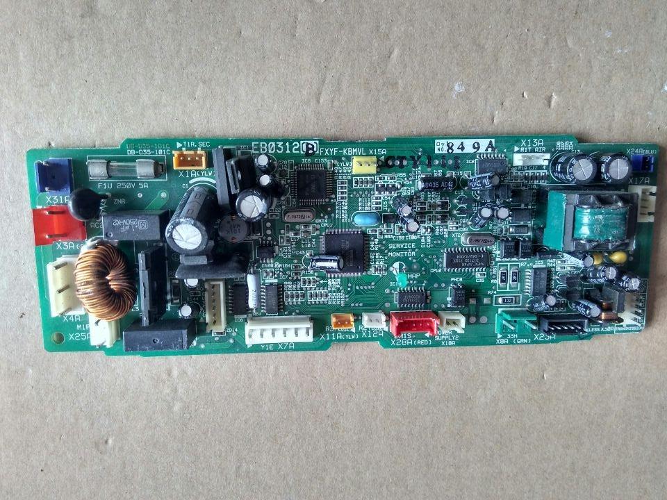 оригинальные кондиционирования Daikin FXYF50KBMVLVRV потолок машины внутри машины EB0312 (b) Совет уже испытания