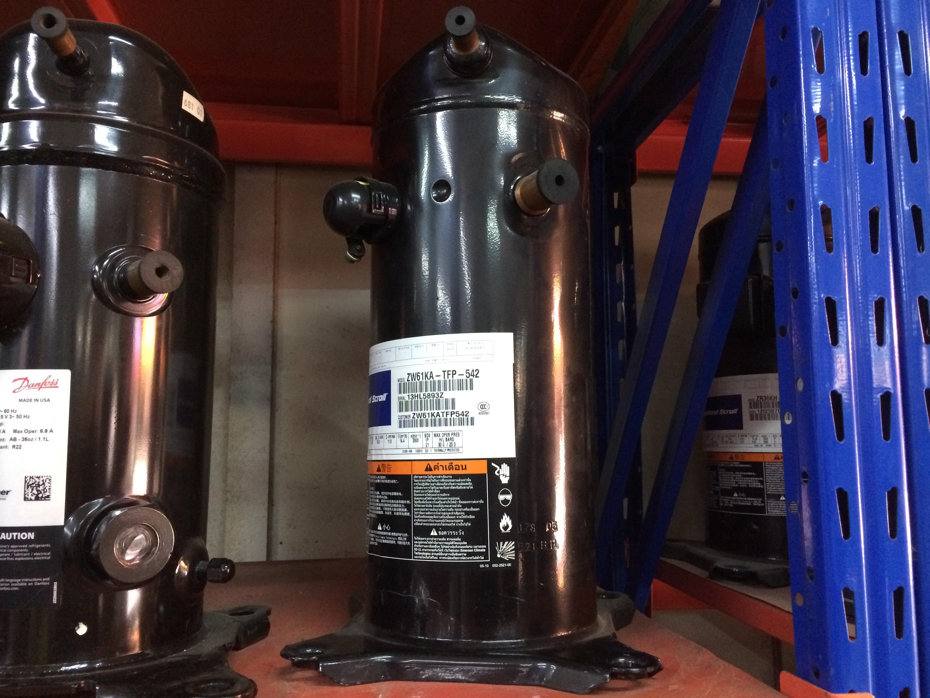 La Valle ZW61KA-TFP-522VR61KF Nuova pompa di calore Aria ancora Cavallo Volante Speciale compressore