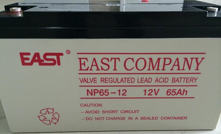 EASTNP65-12 EAST battery, 12V65AH power DC panel, UPS power battery