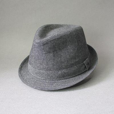 孤品 美式复古礼帽原单