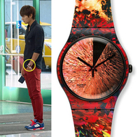 Swatch SWATCH watches, SUOZ162 augmented reality, Lee Min Ho, Jin sigh, heirs, the same edition, limited OFF