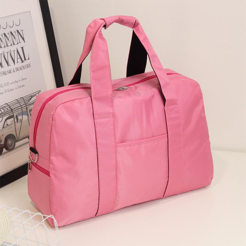 大容量旅行包手提运动健身包男女出差行李包短途旅游袋折叠登机包