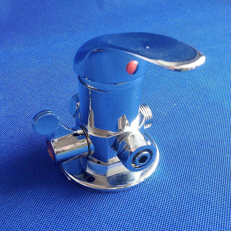 Solar - ventil Dreier DAS ventil dusche heiß und kalt duschen, Wasser - Hahn