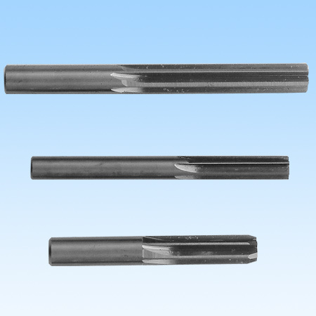 10MM machine with straight shank reamer, custom-made, hard alloy reamer, tungsten steel reamer non-standard