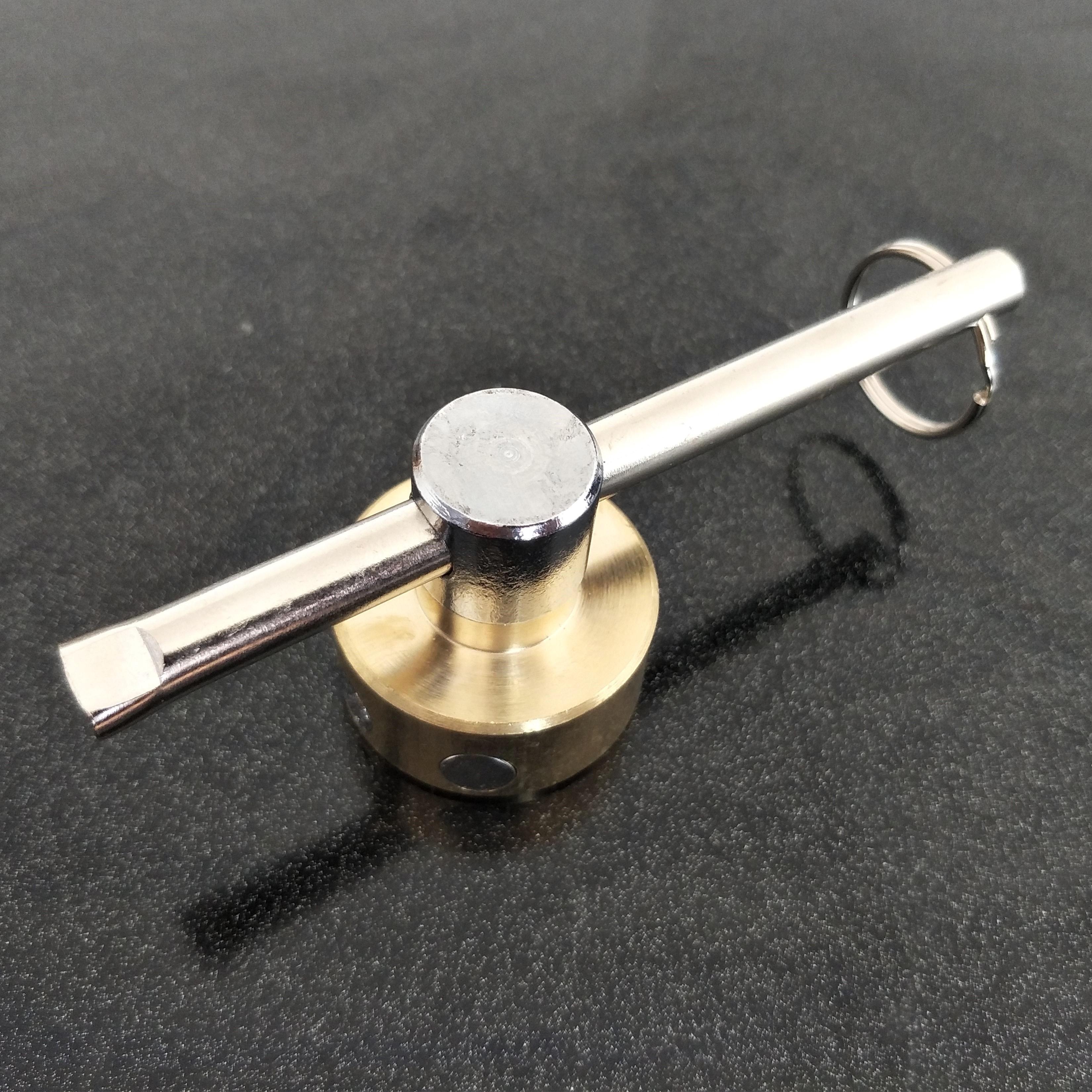 Heating valve general magnetic and magnetic valve key, tap water valve, water meter switch, thermal word lock valve