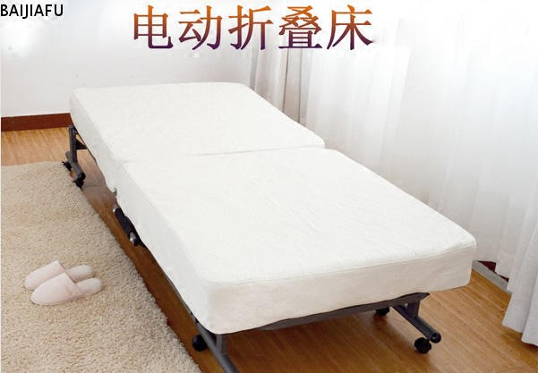 Reinforce and upgrade folding bed, nap bed, temporary home hotel, single office, simple nap bed