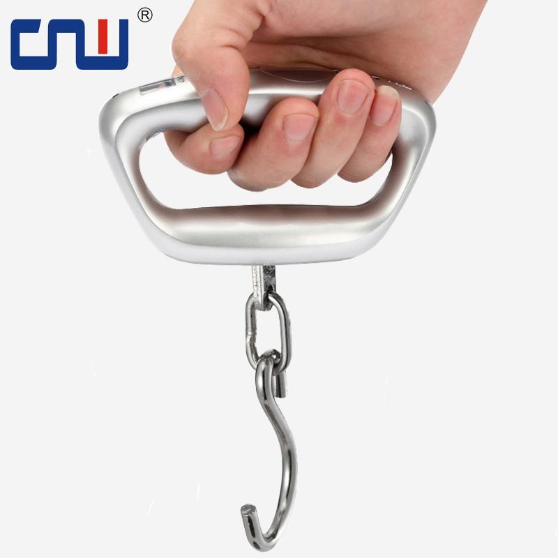 Balance à bagages balance portable Express que 50kg de balance à ressort de mini - électronique portable à main portable appelé mini