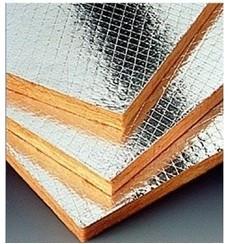- kun - guangzhou la industria de izolare termică de perete 75KG/50MM panoul de rockwool / folie de aluminiu