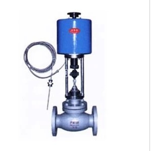 Factory direct selling quality reliable ZZWPE self operated electronic control temperature control valve DN25