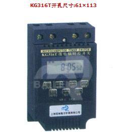 Cuando el interruptor de control de KG316T auténtico baile de temporizador electrónico controlador de luz