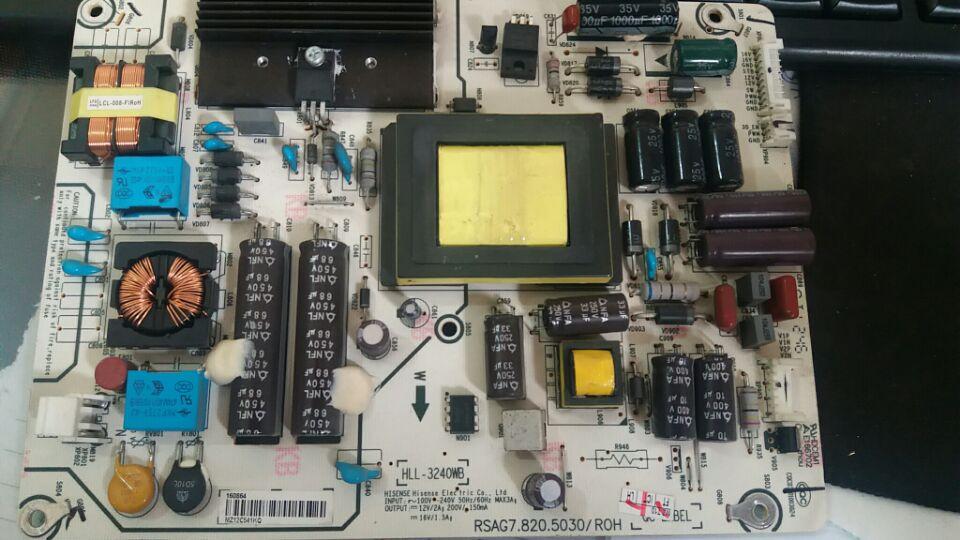 + / - tv - RSAG7.820.5030/ROH LED42K360J kohta esialgne võimsus.