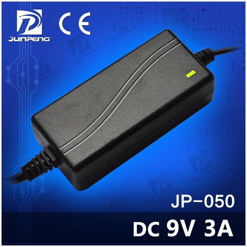 Nguồn adapter 9V3A đôi DC điện 9V3000mA công tắc điện 9V