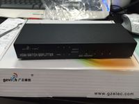 GZ-HD302HDMI3 2 in and out switcher, HD switcher screen splitter with remote control