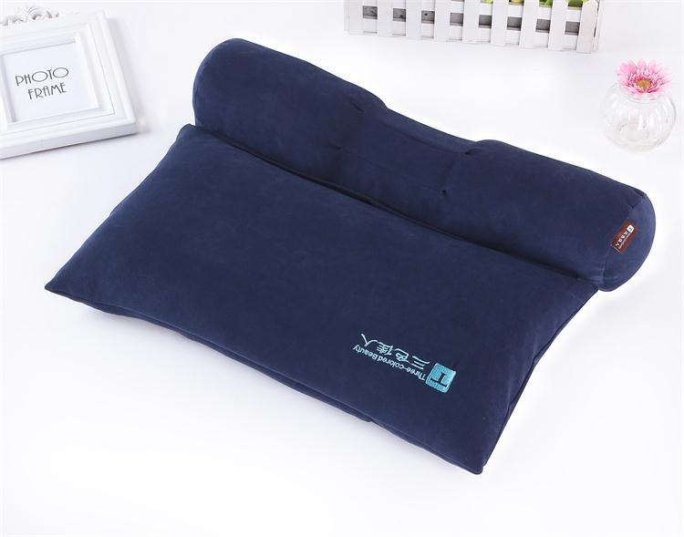 枕枕硬い木頸椎材の保健のケヤキ併木枕護首の修復半牽引枕