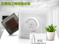 Capacitance governor gear electric fan fan speed regulating switch of fan governor