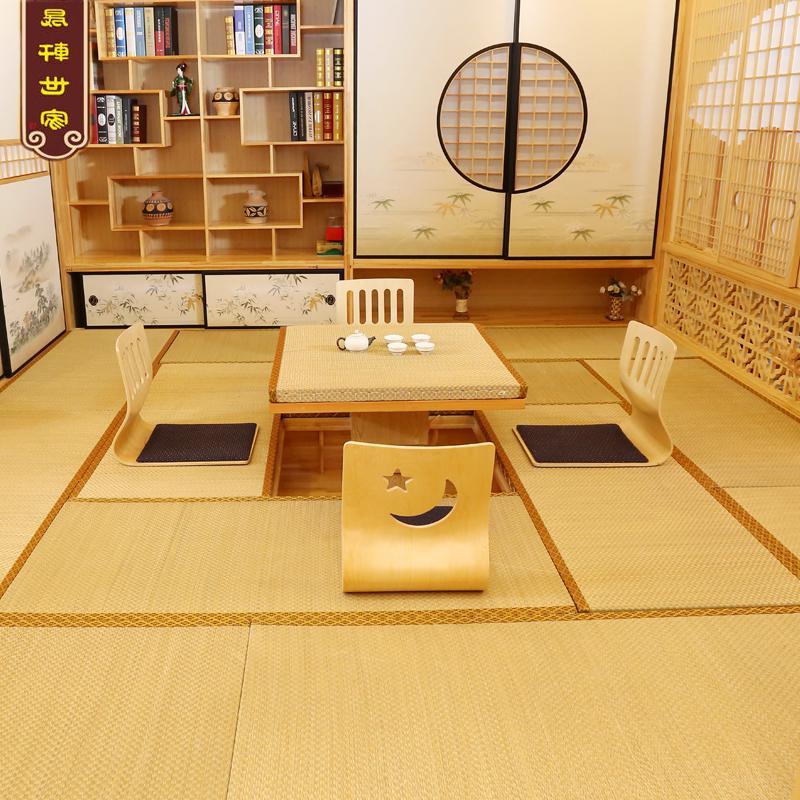 Japanese tatami mats made of coconut matting mattresses cushions tatami mats cushion windows platform