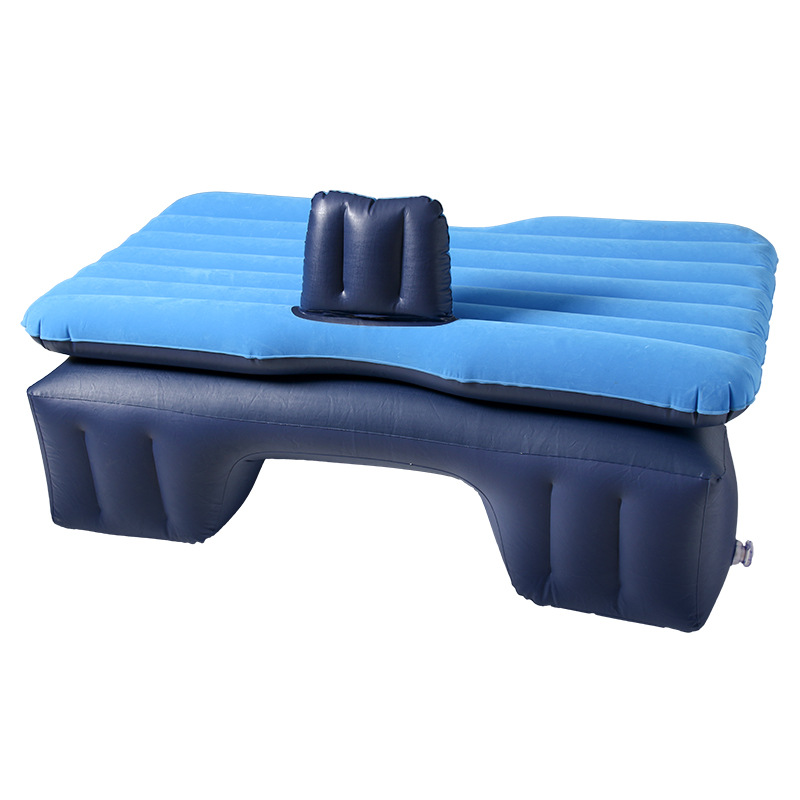 With the inflatable cushion car vehicle lathe bed flocking inflatable bed separation type air cushion bed, automobile body lathe