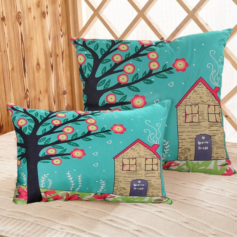 麻綿抱き枕カバーソファ亜麻大枕枕カバー大でクッションカバー背もたれセットの長方形の腰枕腰靠垫