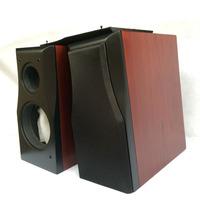 Οι κύκνοι ξύλινα έμπλαστρο προ - 6 ίντσες άδειο δοχείο 2.0 ομιλητές για ένα άδειο δοχείο