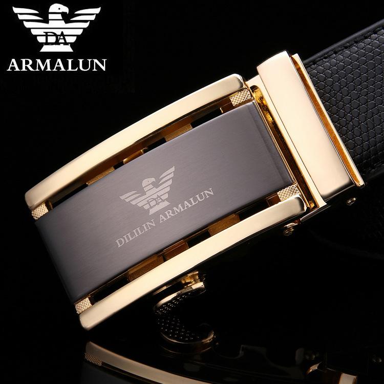 アルマーニアルマーニベルトとしては、男性の真皮層には、ベルトのブランドのカジュアルベルト