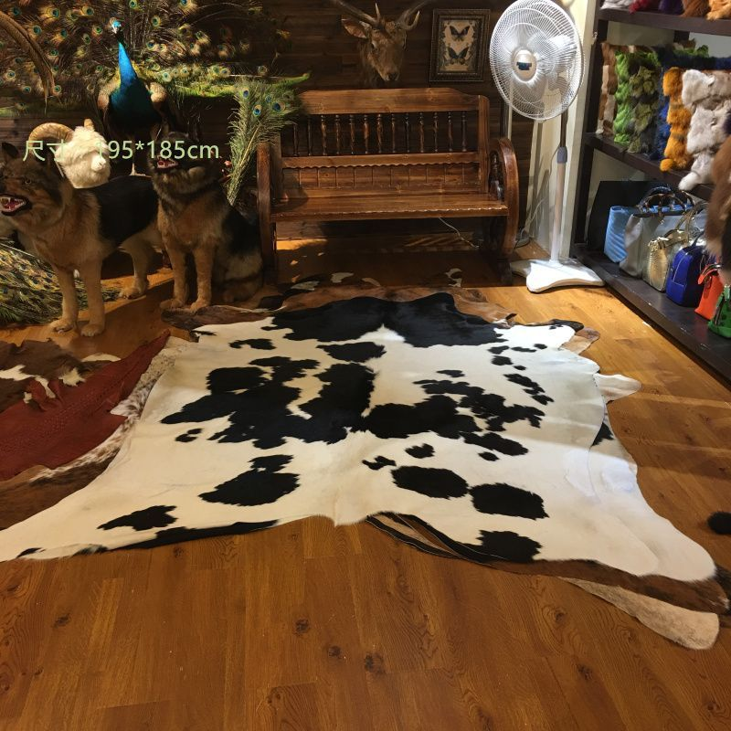 La Pelle di mucca tappeto tutta la Pelle del Brasile tra il modello ...