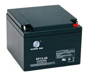 Shengyang battery manufacturers selling SP12-26/12V26AH/12-26AH UPS/EPS special warranty for three years