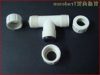 4 point water pipe, quick connect three way, /20mm tap water pipe, three pipe / hard pipe, water pipe, quick three way joint