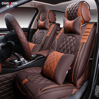 The 17 section of the 17 quarter full leather car seat package dedicated car FAW TOYOTA Vios corolla seat
