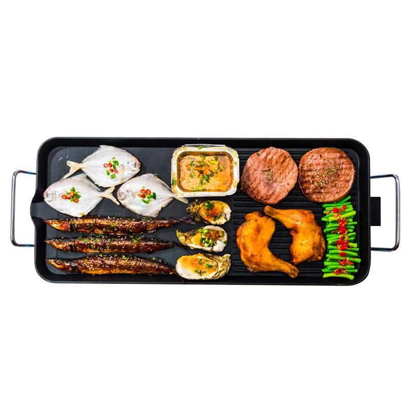 корейское барбекю гриль домашнего бездымный многофункциональный барбекю рыба на гриле диск электрическая печь барбекю машина