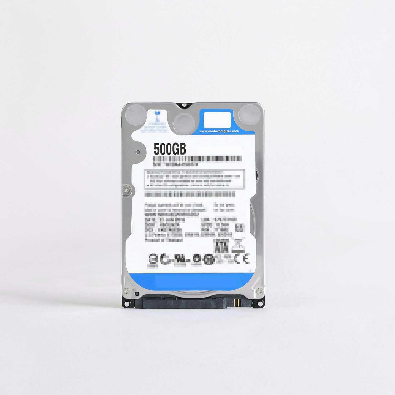 Die neue Notebook - festplatte 500g7200 übertragen, die Qualität und die drei Jahre!