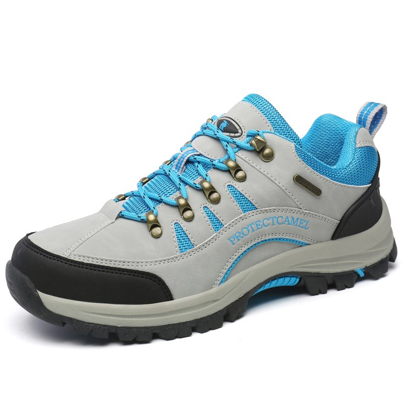 山地鞋 户外男式登山鞋男冲锋鞋户外鞋女男鞋 徒步动城夏季