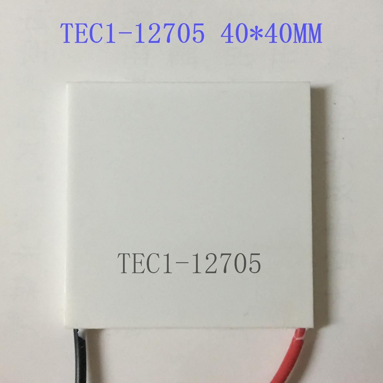 питьевой машины 0MM весь 40*4 нагрузки 05-1 новый холодильник TEC1 полупроводниковой пластины охлаждения транспортного средства в результате холодной перекачки 27 мокрый лист машина
