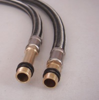 Kitchen faucet basin water inlet pipe hose hose faucet kitchen tip pipe water inlet pipe