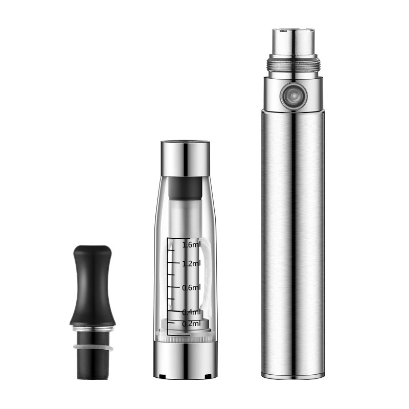 With Mars mini40w ceramic atomizer electronic cigarette smoke and steam set to quit smoking