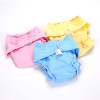 Waterproof breathable cotton diaper baby diaper pants pants washable diaper baby newborn waterproof cotton