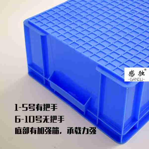 behållare av plast i form av en förtjockning av plast till monteringssats hårdvara verktygslåda.