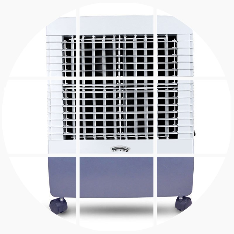 Industrial air cooler, mobile water cooling air conditioner, environmental protection water conditioner, air conditioning fan, commercial single cooling fan