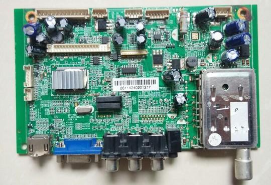 TCL панда - дюймовый жк - телевизор L32M0232 аксессуары линии постоянного тока замыкания высоковольтного питания повышение платы 9