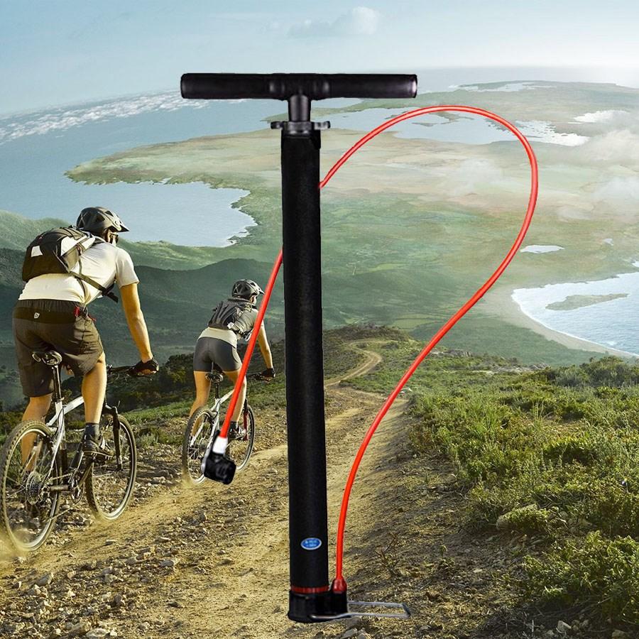ปั๊มแรงดันสูงในท่อเครื่องสูบลมจักรยานไฟฟ้าจักรยานรถเข็นเด็กรถเข็นเด็กปั๊ม