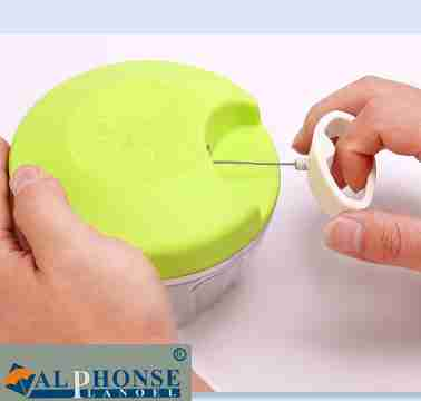 Large meat cutter cutter manual pull type blender minced meat stuffing mincing machine makes food stuffing for household enema